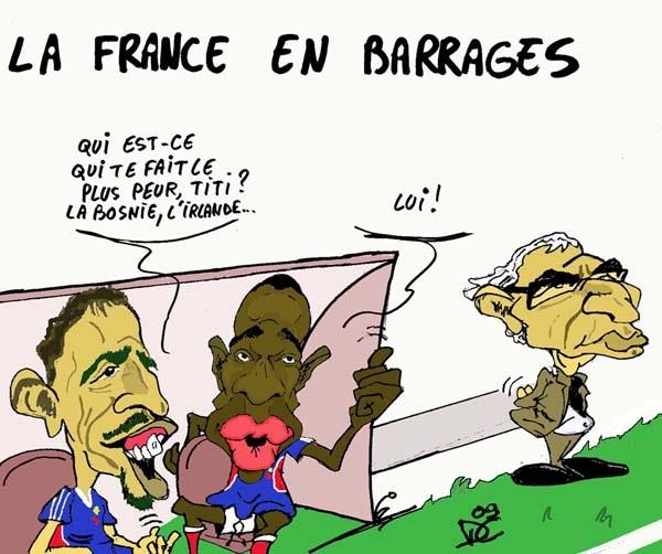 """Articles De Bulge Football Taggés Thierry Henry: La France Qui Triche, """"tout Vu, Pas Pris, Avec Le Bruit Et"""